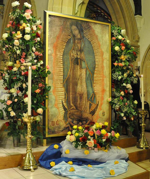 Prayer Request | The Shrine of Our Lady of Guadalupe