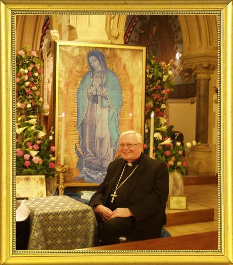 Bishop Peter Doyle