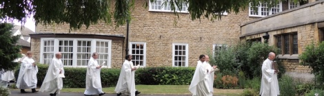 Visit of the Miraculous Relic Image to Peterborough 10-16 July 2015