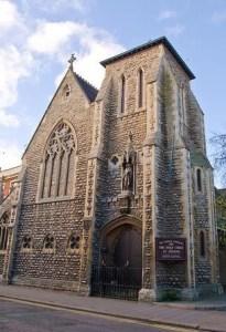 The Holy Child and St Joseph Catholic Church, Midland Road, Bedford