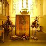 Devotional Area, St Andrew's Cathedral, Glasgow.