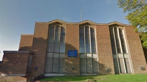 Exterior of St. Hilda's Church, Stevenage