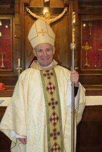 Bishop Paul McAleenan